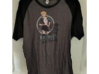 Britney Spears t-shirt, size L