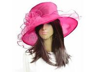Ladies formal wedding hat