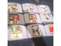 i need any games/consoles/snes/64/nes/megadrive/gameboy/sega cd/ps1/ps1/gamecube/etc