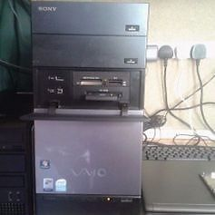sony vaio pc vgc-rc202 ultimate home server(to clear)