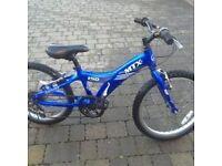 """Giant 20"""" alloy frame kids bike"""