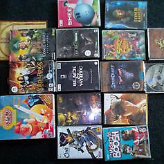 Mac / PC games dvds FREE :)
