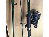 Hook & Reel Carp Fishing Rod