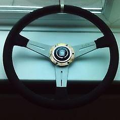 Genuine NARDI TORINO Steering Wheel 370mm