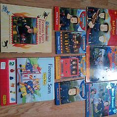 17 fireman sam books