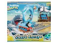 Thomas & Friends DVT12 Adventures Shark Escape Playset