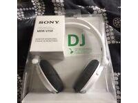 Sony DJ MDR V150 HeadPhones