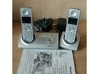Panasonic digital telephone answering system DECT