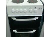 Beko electric cooler double oven