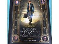 Inside the magic - the making of 'Fantastic Beasts' - Brand new