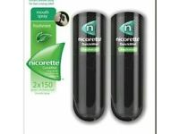 Nicorette Quickmist 2 x 150ml