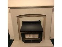 Solid Marble Surround EXCELLENT CONDITION