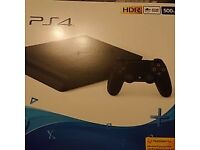 Playstation 4 ps4 slimline
