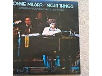 Ronnie Milsap Night Things LP, good condition