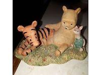 Pooh, Piglet & Tigger Figure