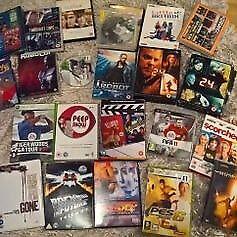dvds,box sets,games large bundle/joblot lare joblot of dvds and games