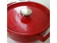 *Reduced* Pyrex Stone Cooking Pot