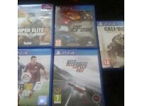 ps4 games bundle ONLY £20 OR ALL