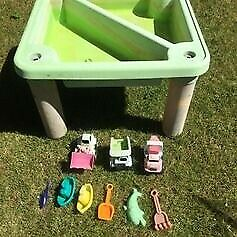 Sandpit 'n Splash Play Table