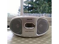 Philips CD Player/Radio