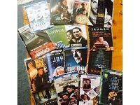 40 Blockbuster Movie DVDs Top Condition