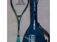 Pro Kennex Squash Racket - XL Top Condition with padded carry bag