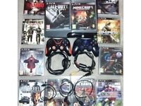 ps3 with 11 games (£110 ONO)