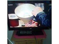 "bush 22"" full hd led widescreen tv"