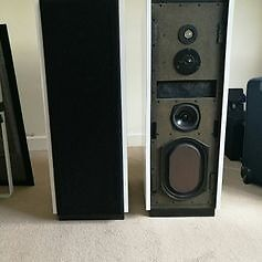 Transmission line speakers