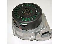 Boiler Flue Extractor Fan ebmpapst rg128/1300