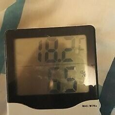 Therma Hygrometer, thermostat, temperature