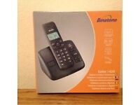 Binatone Solas 1420 - Cordless Phone - NEW IN BOX