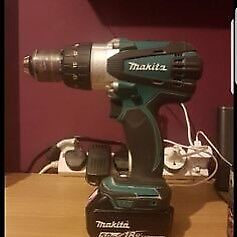 Wanted makita tools faulty or working and makpac boxes