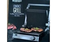 Contact grill for grilling toasting gratinating max 2000w
