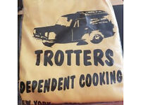 ONLY FOOLS AND HORSES APRON brand new never been opened