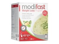 Modifast Meal Replacements