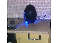 Alien Egg Mini Fridge, 6ltr, ideal for camping/bedroom