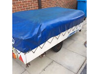 trailer tent Conway contiki