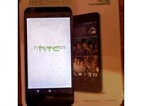 "BRAND NEW HTC DESIRE 626 ANDROID 5"" 13MP 16GB 4G WIFI GPS SIM FREE DUAL SIM"