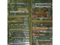 mixed dvd colection