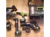 ryobi tools job lot