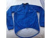 Adidas waterproof cycle jacket