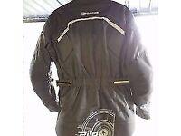 G-mac urban armour motorbike jacket large