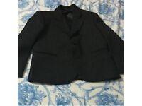 Boy black suit 3 pcs size 4/6