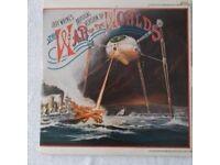 war of the worlds album