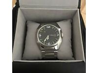 Police Watch Silver Stainless Steel