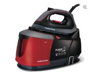 **BRAND NEW MORPHY RICHARDS STEAM GEN IRON**