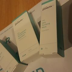 Proactiv+. Perfecting Hydrator- £15 & Purifying Mask- £10