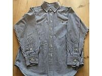 Boys Ralph Lauren striped shirt 8-9
