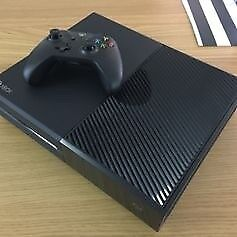 xbox one 500gb with one game